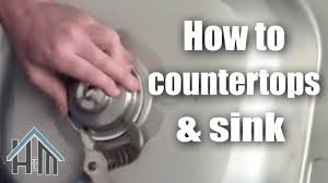 How To Install Kitchen Countertops How To Install Kitchen Countertops Easy Home Mender Youtube