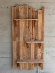 Shelves From Pallets by Pallet Wall Shelves U2022 1001 Pallets