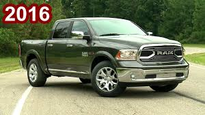 Dodge Ram Pickup Truck - 2016 dodge ram 1500 ecodiesel youtube