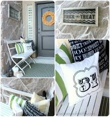 diy halloween decor the year of living fabulously 158 best outdoor halloween decor images on pinterest outdoor