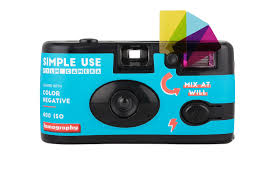 simple use film camera color negative 400 lomography shop