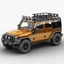 moab jeep wrangler wrangler moab expedition 3d max