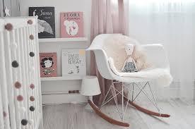 rocking chair chambre bébé la chambre bébé de katia mon bébé chéri bébé et déco