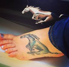 25 unique mustang tattoo ideas on pinterest ford tattoo