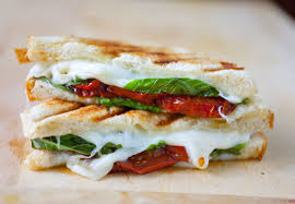 Balsamic Roast Beef In Oven Caprese Grilled Cheese Sandwich With Balsamic Roasted Tomatoes
