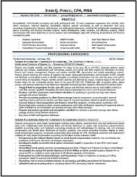 Resume Junior Accountant Accounting Resume Examples U2013 Inssite