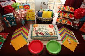 dr seuss 1st birthday birthday party dr seuss themed birthday party