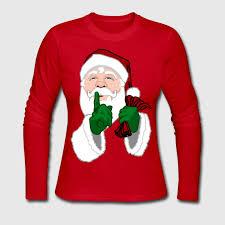 christmas shirts santa shirts classic santa clause gifts sleeve shirt