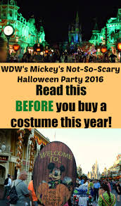 First Look At Mickey U0027s Not So Scary Halloween Party 2016 by 100 Mickey S Not So Scary Halloween 2017 Dates Inside Look