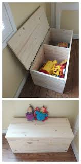 Make Your Own Childrens Toy Box by Best 25 Childrens Storage Boxes Ideas On Pinterest Organize