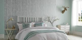 bedroom wallpaper wall decor ideas for bedrooms organic blues