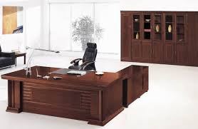 Office Desk With Cabinets Executive Office Desk Furniture Solid Teak Wood Construction