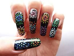 Nail Art Designs For New Years Eve Happy New Year Nail Art Designs U0026 Ideas 2014 2015 Fabulous Nail