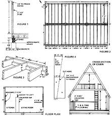 a frame cabin floor plans how to build a low cost cabin modern homesteading earth