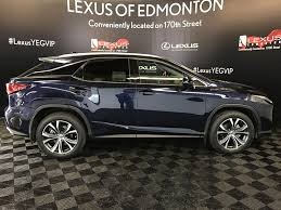 lexus rx used 2017 lexus rx 350 4 door sport utility in edmonton ab l13546