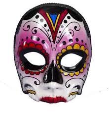mardi gras skull mask day of the dead mexican venetian mask mardi gras