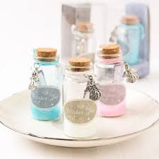 jar party favors angel wishing jar glitter wishing jar glitter angel wishing jar