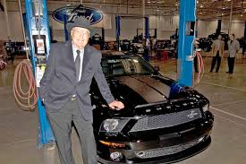 carroll shelby ford mustang carroll shelby in pictures carroll shelby 1923 2012 la car