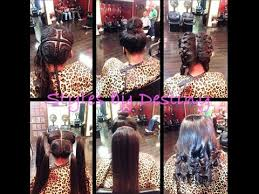 can you use syntheic on a vixen sew in the vixen sew in weave how to do it tutorial video beauty