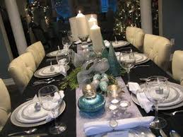Dining Room Table Decorating by 27 Best Table Decor Images On Pinterest Flowers Christmas Table