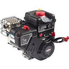 briggs u0026 stratton snow blower engine with electric start u2014 250cc