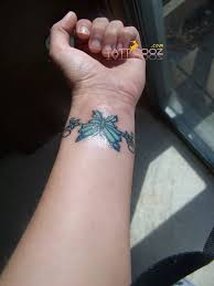 collection of 25 wrist butterflies tattoos