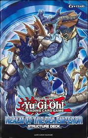 realm of the sea emperor structure deck yu gi oh fandom