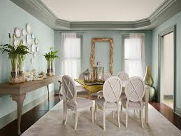 Dining Room Color Schemes Lovable Two Tone Dining Room Color Ideas And Dining Room Wall