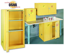 Compact Storage Cabinets Workspace Solutions Lyon Flammable Liquids Safety Storage Cabinets