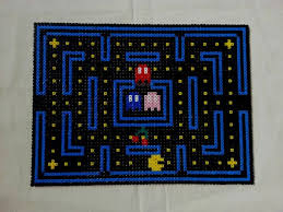 Pacman Game Table by 48 Best Pacman Perler Beads Pixel Art Images On Pinterest Pac