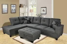 Benjamin Sofa Beverly Fine Furniture Benjamin Reversible Sectional U0026 Reviews