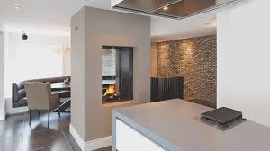 fireplace 2 sided electric fireplace interior design ideas