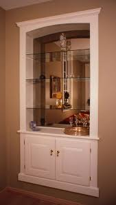 Shelves For Cabinets Inside Wall Units Inspiring Wall Built Ins Using Prefab Cabinets For