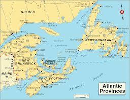 map of atlantic canada and usa the atlantic pilot program canada calling askmigration