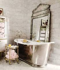 vintage bathrooms designs vintage bathroom wallpaper design for classic sense