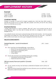 Sample Resume Australia by Hospitality Resume Australia Resume For Your Job Application
