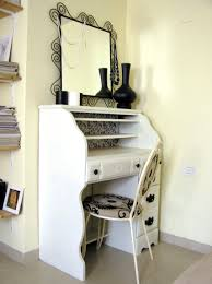 Large Secretary Desk by Furniture Nice White Secretary Desk Design Ideas Custom Decor