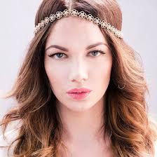 headpiece headdress hair jewelry edc indian daisies