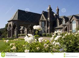 large victorian mansion in nap royalty free stock image image