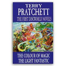 Discworld Map The Discworld Series Terry Pratchett Books Discworld Emporium