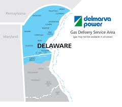 Newark Zip Code Map by Service Area Map Delmarva Power