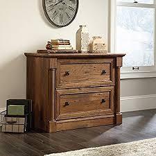 sauder 420606 palladia l desk vo a2 computer vintage oak amazon com sauder 420607 palladialateral file vintage oak finish