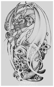 best 25 dragon koi fish ideas on pinterest koi dragon tattoo