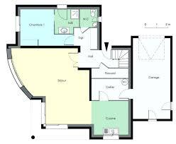 plan maison 5 chambres gratuit idee plan maison plan de maison contemporaine gratuit idee plan