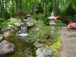 asian landscaping home design ideas