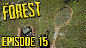 Pedometer Map The Forest Alpha V0 42 Tennis Racket U0026 Pedometer Episode 15