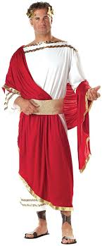 mens costumes california costumes men s caesar white