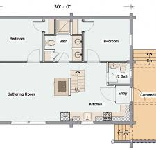 small log home floor plans small log cabin homes floor plans small log home with loft log