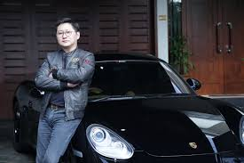 porsche indonesia exclusive alfred boediman talks about innovation and disruption