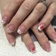 white tips designs nails image collections nail art designs